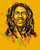 Bob Marley - Wake up and Live wallpaper 1