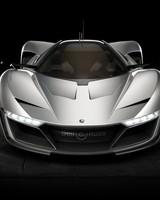 Bell and Ross Design Aero GT Concept Car