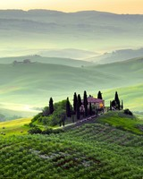 Pienza Toscana Tuscany Italy