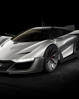 Bell and Ross Design Aero GT Concept
