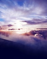 Sunny Haleakala National Park