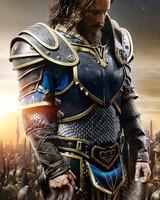 Anduin Lothar Warcraft Movie