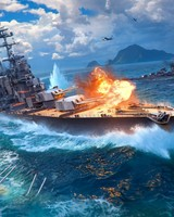World of Warships Game