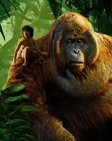 Mowgli King Louie Jungle Book