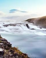 Mountain Rock Stream Iceland