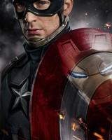 Captain America Civil War Chris Evans