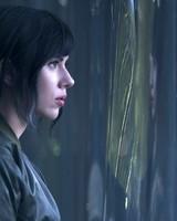 Scarlett Johansson Ghost in the Shell