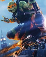 Michelangelo TMNT Out of the Shadows