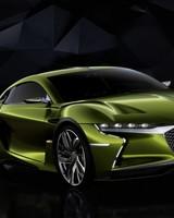 DS E Tense GT Geneva Auto Show