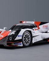 Toyota TS050 Hybrid Racer