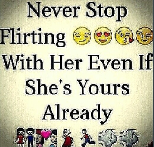 Free flirting.jpg phone wallpaper by tribeca