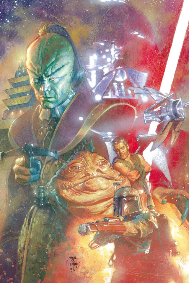 Free STAR WARS=Shadows of the Empire phone wallpaper by mycinematonesdepo