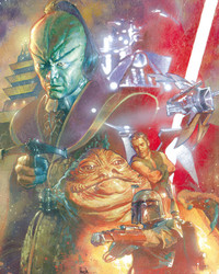 STAR WARS=Shadows of the Empire wallpaper 1