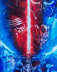 STAR WARS=Sith