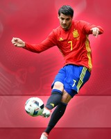 Euro 2016 - Alvaro Morata