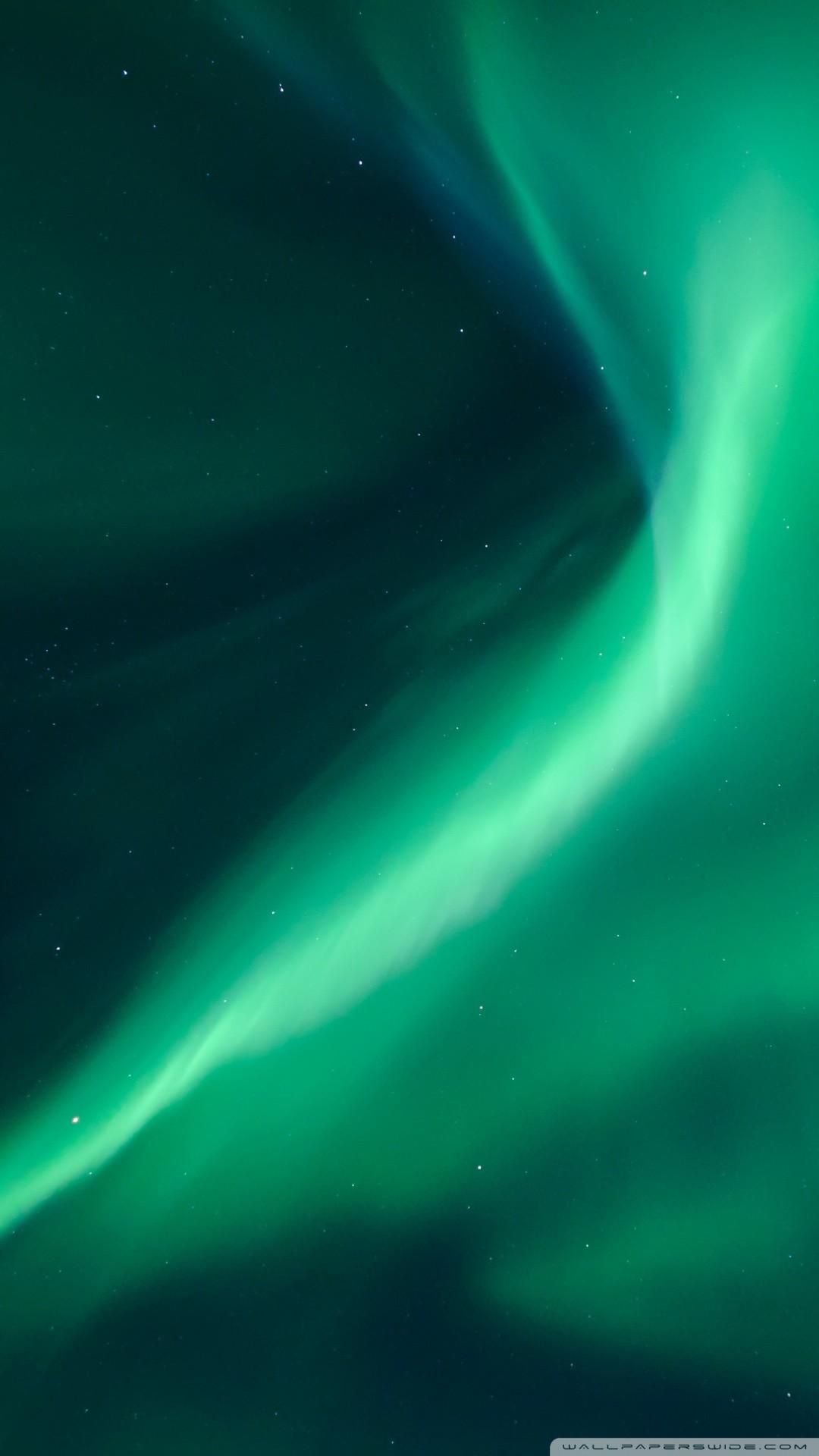 Free Northern Lights Alaska phone wallpaper by reshad