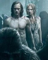 The Legend of Tarzan Alexander Skarsgard Margot Robbie