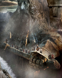 The Hobbit Desolation of Smaug-Erebor wallpaper 1