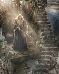 The Hobbit Desolation of Smaug-Gandalf