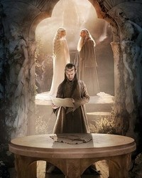 The Hobbit: An Unexpected Journey - Council of the Elves