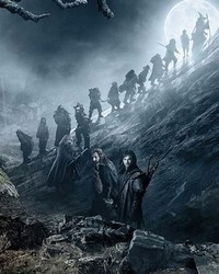 The Hobbit: An Unexpected Journey - An Unexpected Party wallpaper 1