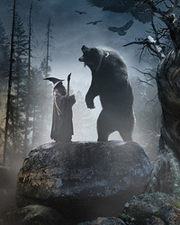 The Hobbit: An Unexpected Journey - Beorn