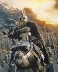 The Hobbit: Battle of the Five Armies - Dain Ironfoot II & the Sons of Durin