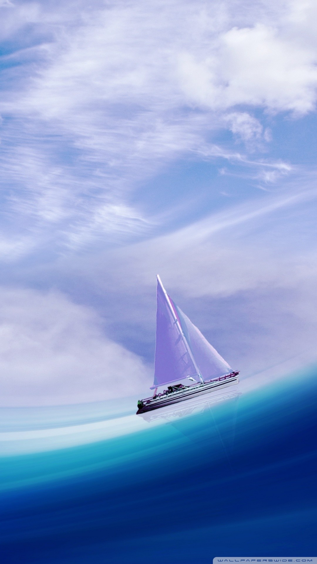 Free Sailboat, Holiday, Summer phone wallpaper by 19meridith69