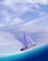 Sailboat, Holiday, Summer
