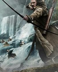 The Hobbit Desolation of Smaug - Bard