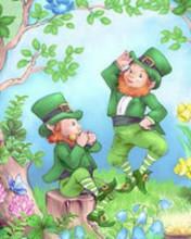 Free Happy St. Paddys Day.jpg phone wallpaper by amandug