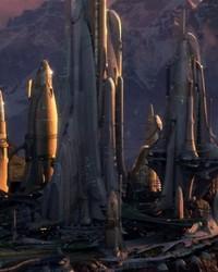STAR WARS: Revenge of the Sith - Alderaan City