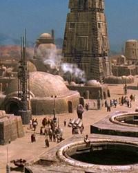 STAR WARS: A New Hope - Tatooine, Mos Eisley