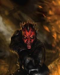 STAR WARS: Darth Maul: Son of Dathomir - Chris Scalf
