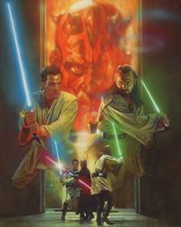 STAR WARS: Hugh Fleming - The Phantom Menace - Duel of the Fates