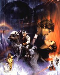 STAR WARS: The Empire Strikes Back - Roger Kastel wallpaper 1