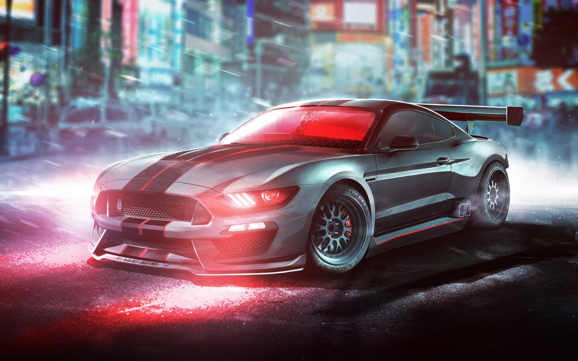 Free Cyclops Ford Shelby Mustang GT350R X Men phone wallpaper by kaitlynn8652578805