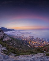 Monaco Summer Sunrise