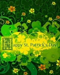 Happy St. Patrick's Day - Shamrocks