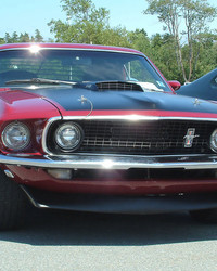 1969 Ford Mustang Mach1