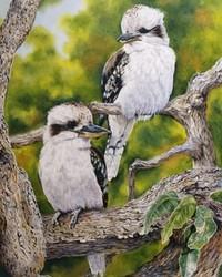 Animals - Mates - Kookaburra
