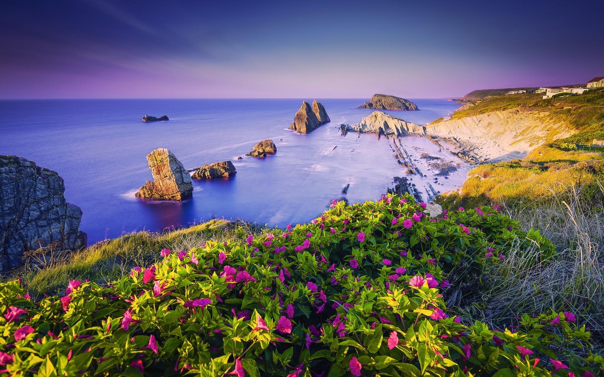 Free Costa Quebrada Cantabria Spain Coast phone wallpaper by kamiplayer