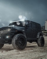 MC Customs Jeep Wrangler wallpaper 1