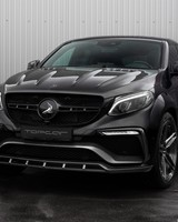 TopCar Mercedes-Benz GLE Inferno Black