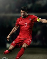 Cristiano Ronaldo Portuguese Football Player