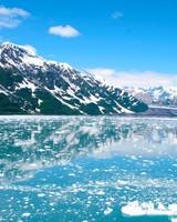 Alaska Snow Mountains