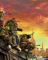 Teenage Mutant Ninja Turtle Out of the Shadows
