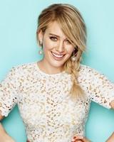 Hilary Duff Redbook Magazine