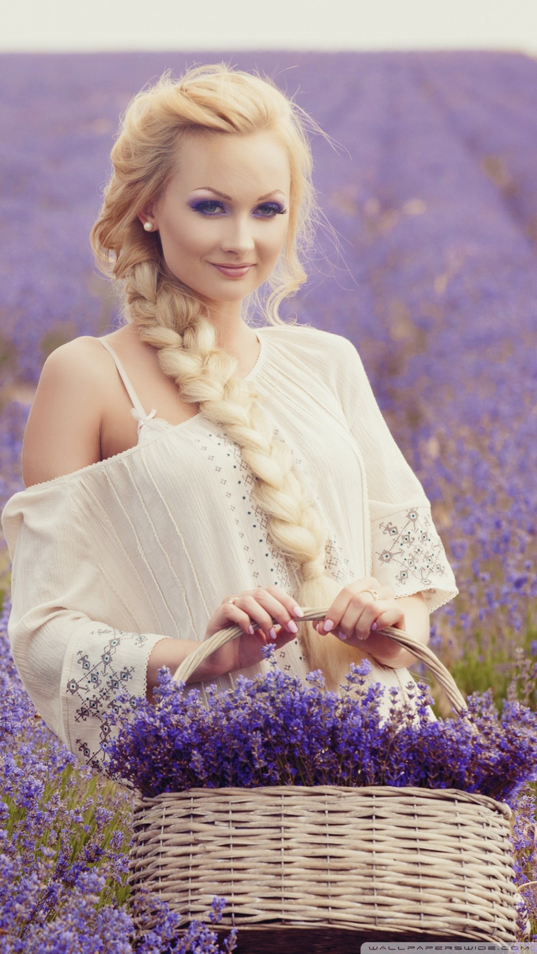 Free Lavender Field phone wallpaper by lovesetmatch