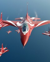 General Dynamics F 16 Fighting Falcon Jet Fighter
